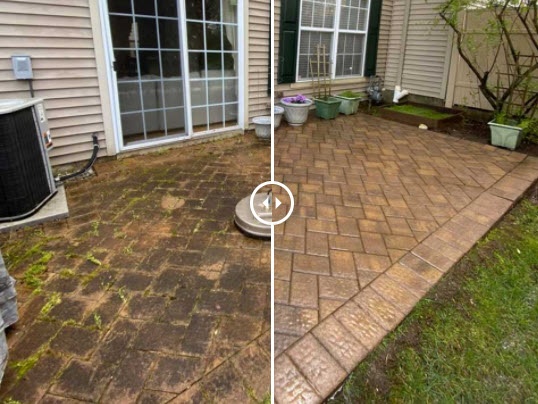 spring cleaning tips - power washing monmouth county NJ